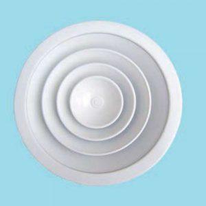 Diffusori circolari a coni fissi