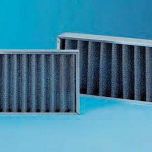 Celle filtranti metalliche ondulate